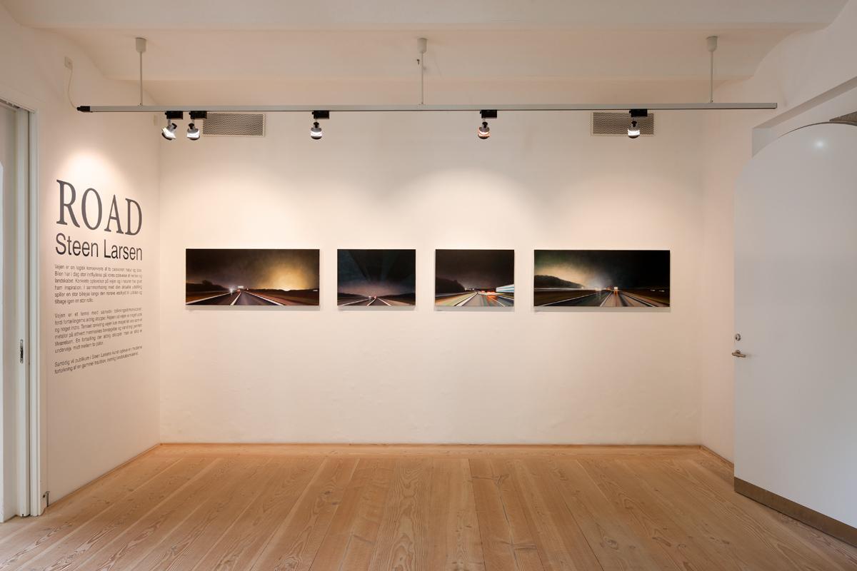 STEEN LARSEN - ROAD - ART CENTRE SILKEBORG BAD - 02