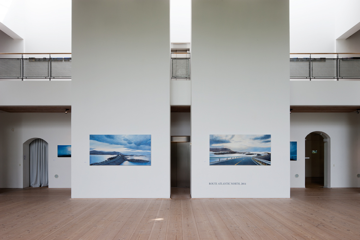 STEEN LARSEN - ROAD - ART CENTRE SILKEBORG BAD - 04
