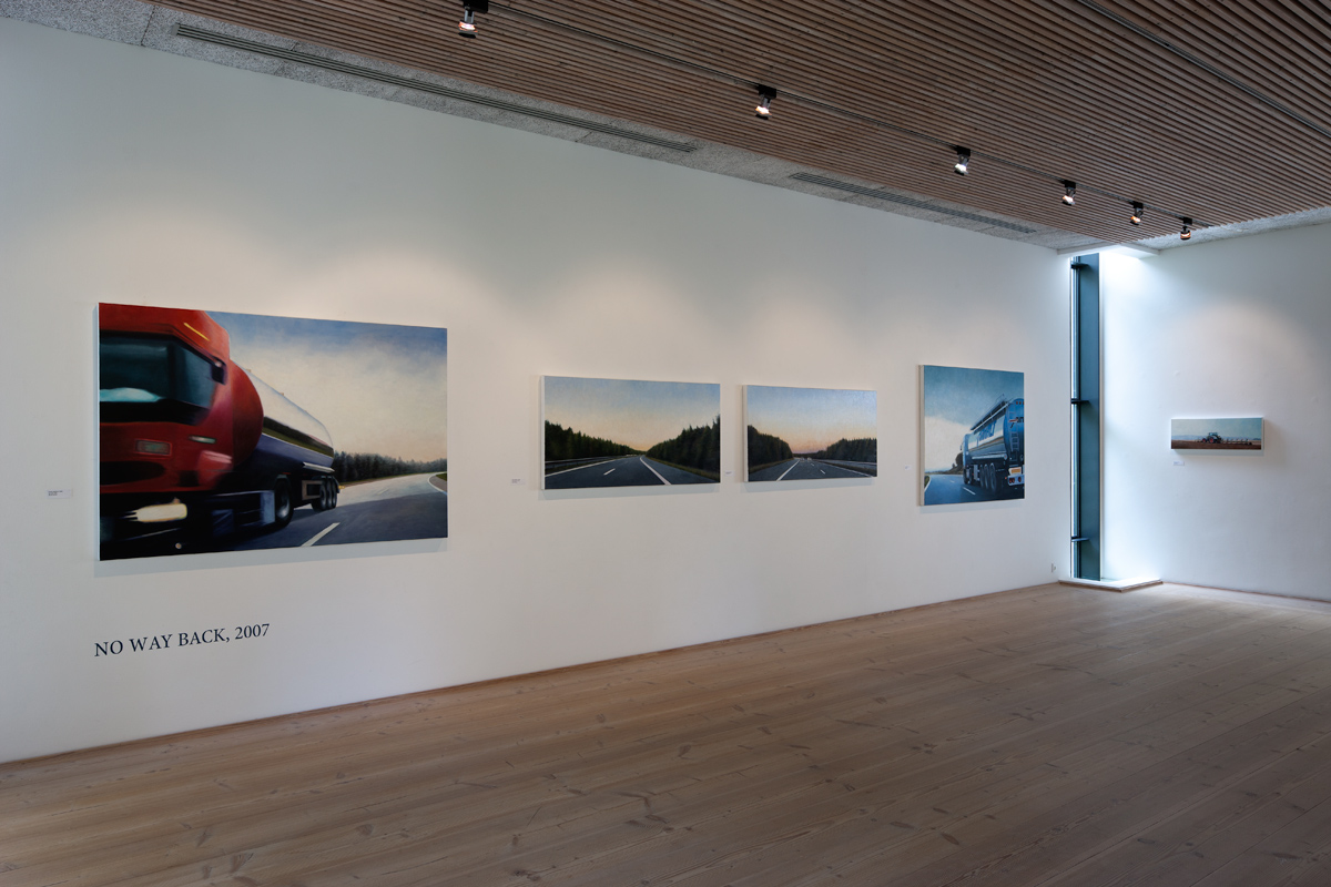 STEEN LARSEN - ROAD - ART CENTRE SILKEBORG BAD - 06