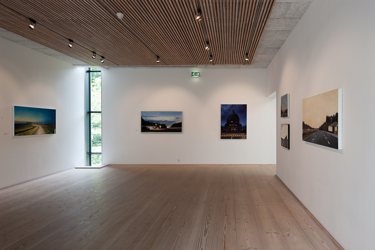 STEEN LARSEN - ROAD - ART CENTRE SILKEBORG BAD - 09