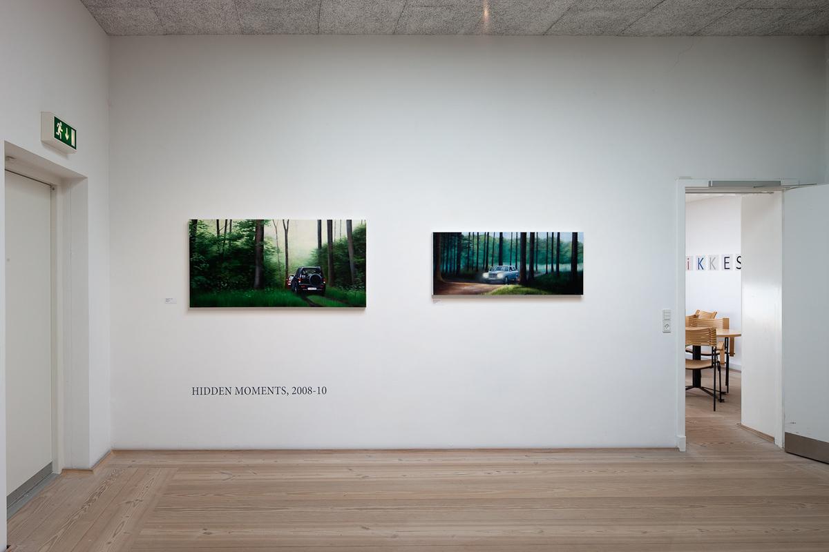 STEEN LARSEN - ROAD - ART CENTRE SILKEBORG BAD - 10