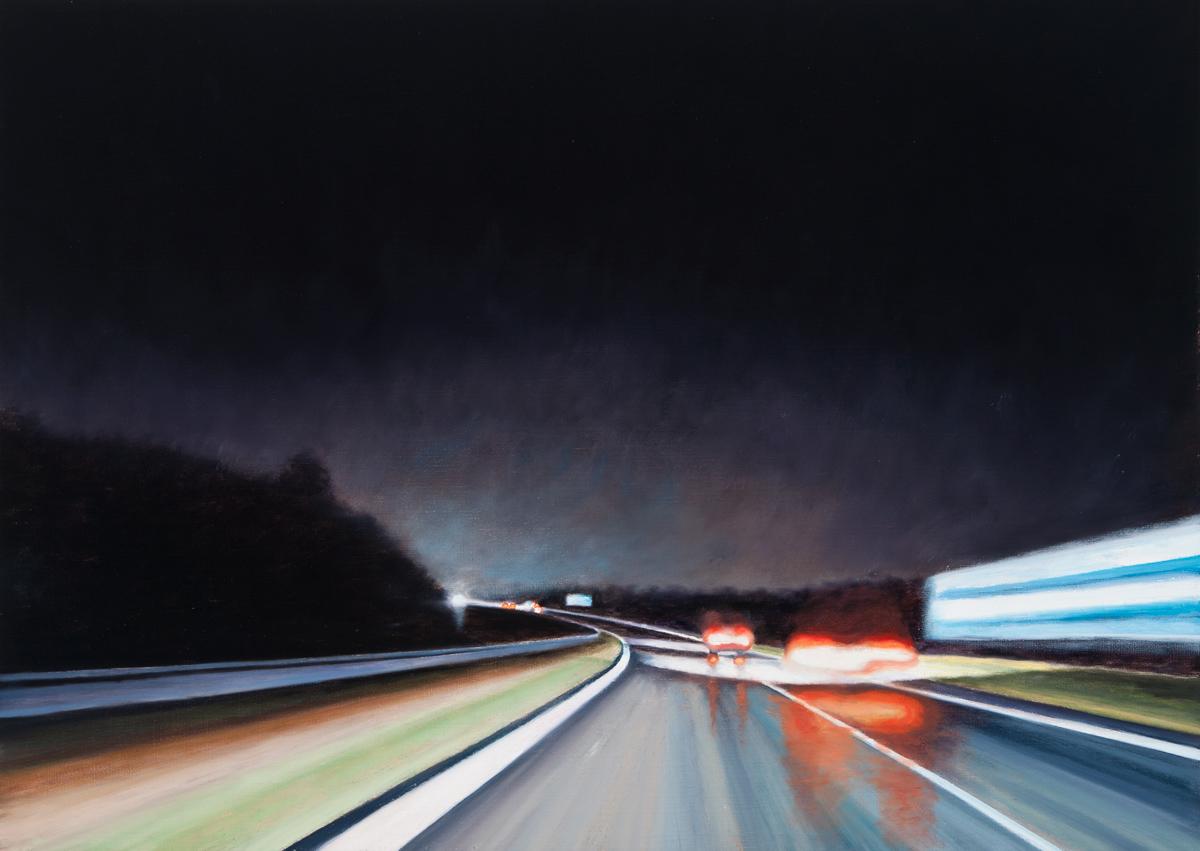 Route noir III