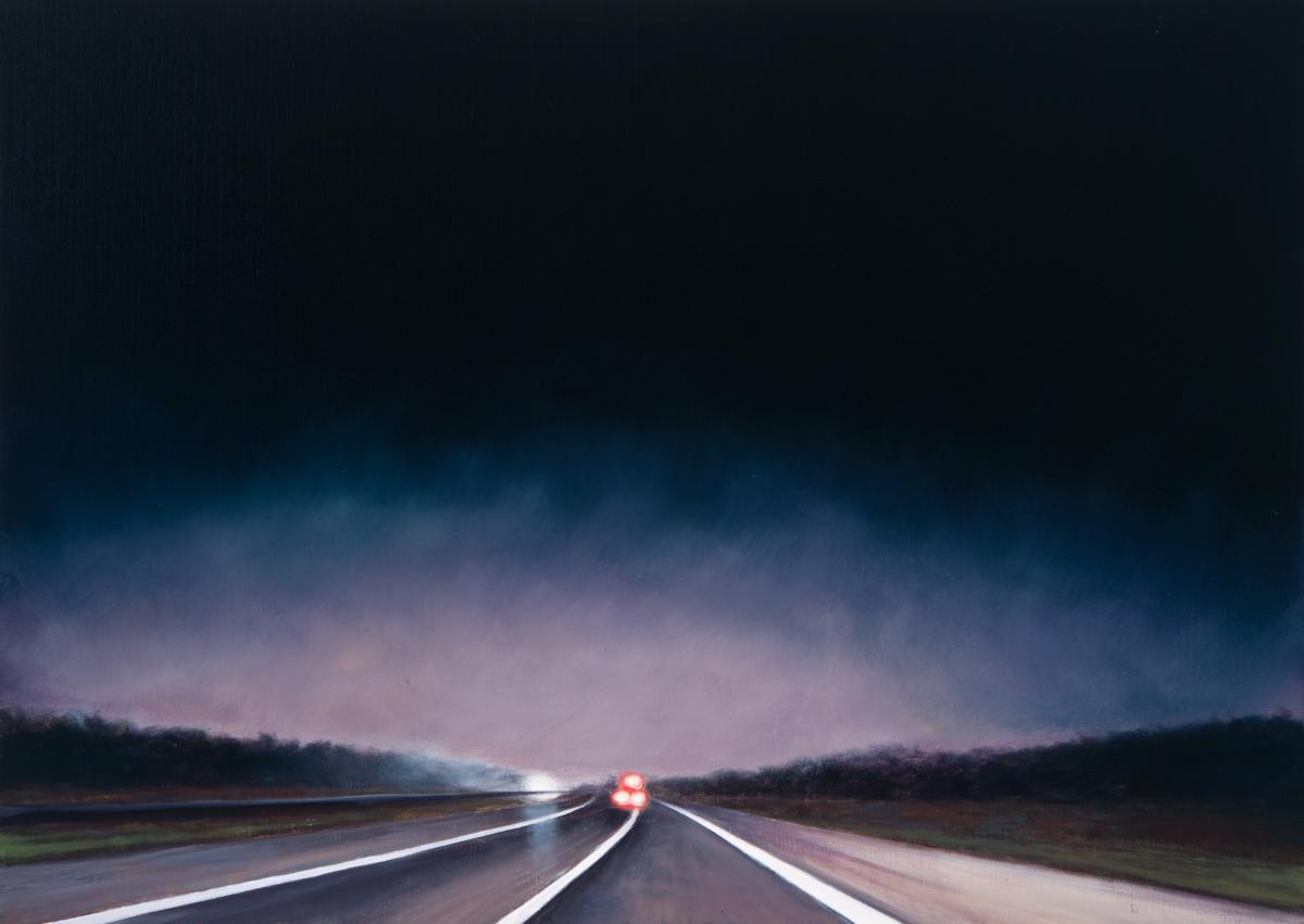 Route noir IV