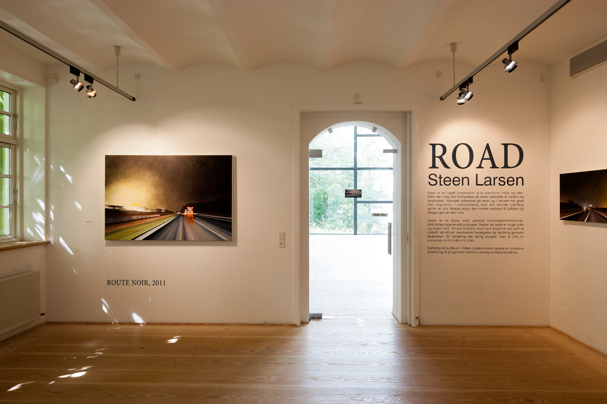STEEN LARSEN - ROAD - ART CENTRE SILKEBORG BAD - 01