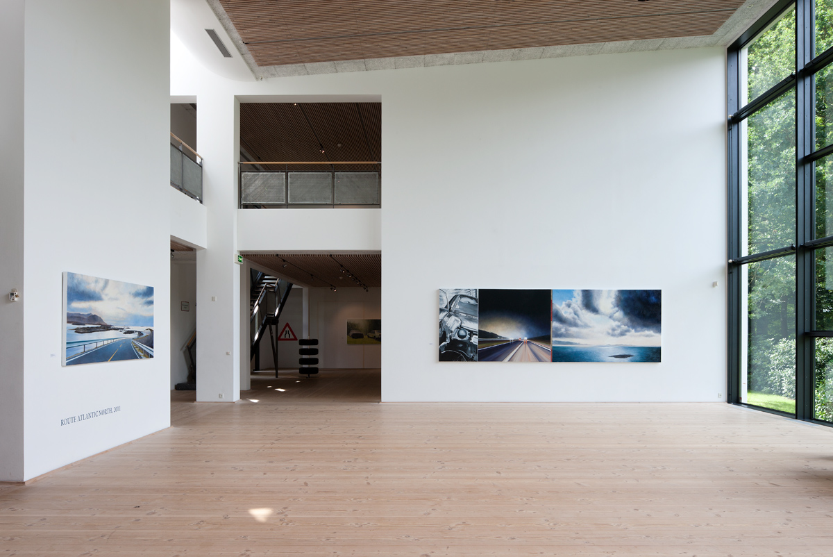STEEN LARSEN - ROAD - ART CENTRE SILKEBORG BAD - 03