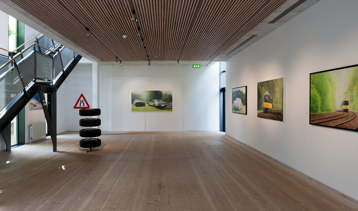STEEN LARSEN - ROAD - ART CENTRE SILKEBORG BAD - 05